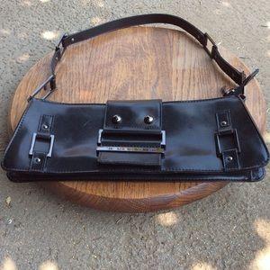 Guess Rectangular Slim Shoulder Handbag Purse